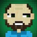 A pixel illustration of my face.