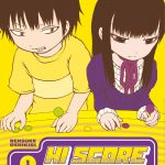 Hi Score Girl volume 1, book cover.